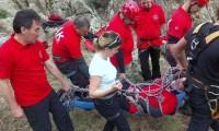Yaralı Taşıma Eğitimi ve Tırmanma