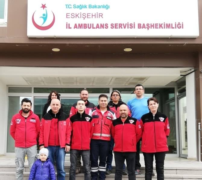 Eskişehir Umke'ye Ziyaret
